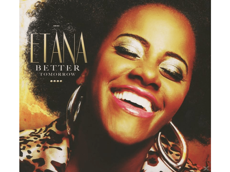 Etana - Better Tomorrow [CD]