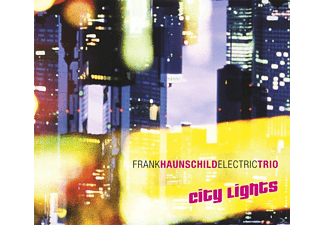Frank Electric Trio Haunschild - City Lights - (CD)