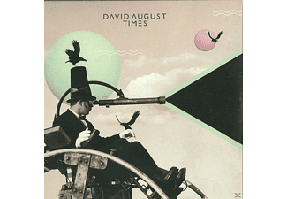David August - Times - (CD)
