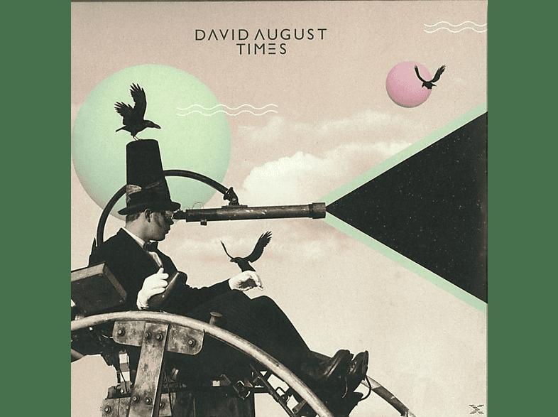 David August - Times [CD]