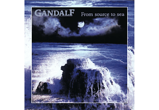 Gandalf - From Source To Sea - (CD)