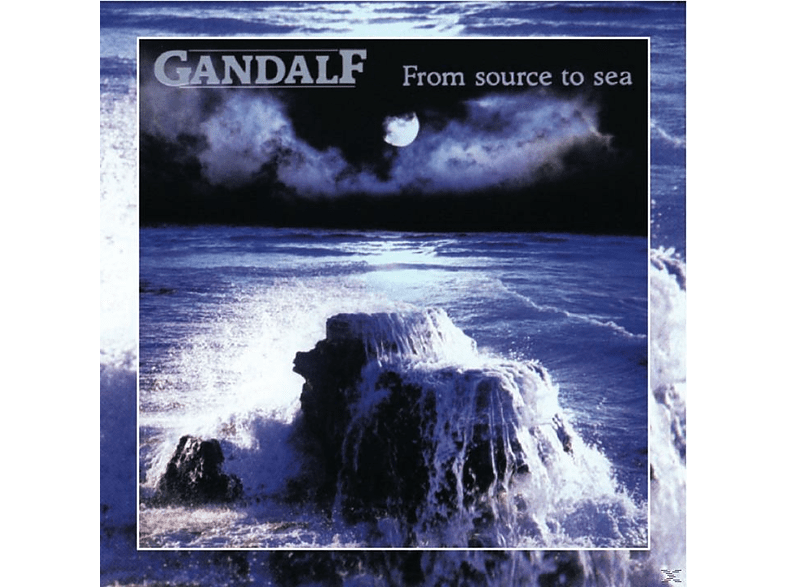 Gandalf - From Source To Sea [CD]