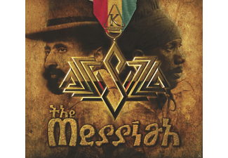 Sizzla - The Messiah - (CD)