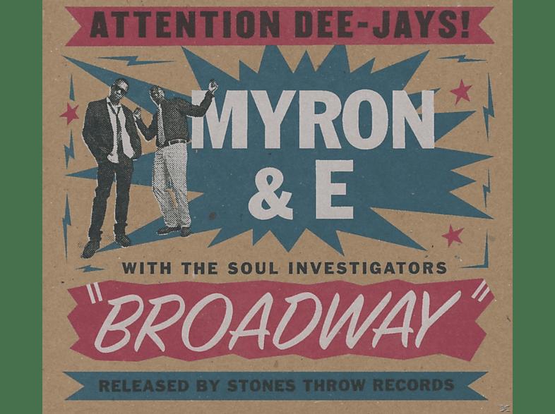 Myron & E - Broadway [CD]