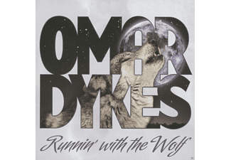 Omar Kent Dykes - Runnin' With The Wolf - (CD)