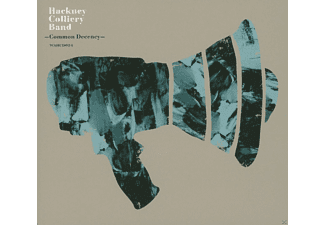 Hackney Colliery Band - Common Decency - (CD)