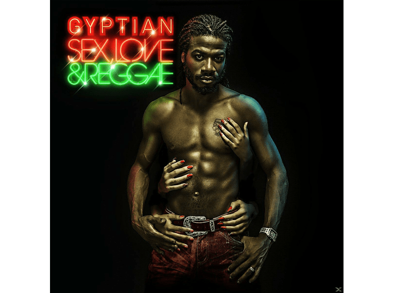 Gyptian - Sex Love And Reggae [CD]