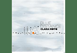Clara Moto - Blue Distance  - (CD)