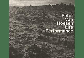 Peter Van Hoesen - Life Performance  - (CD)