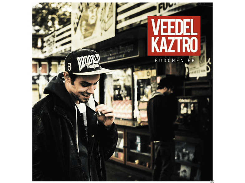 Veedel Kastro - Büdchen Ep [CD]
