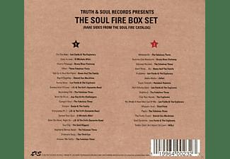 VARIOUS - Soul Fire Box Set  - (CD)