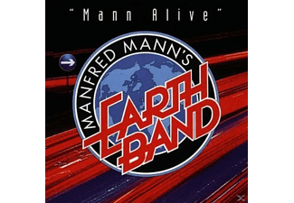 Manfred Mann's Earth Band - Mann Alive  - (Vinyl)