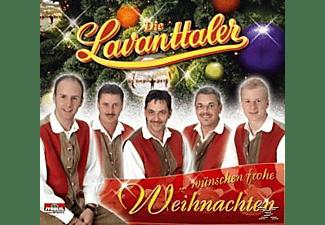 Lavanttaler - wünschen frohe Weihnachten  - (5 Zoll Single CD (2-Track))