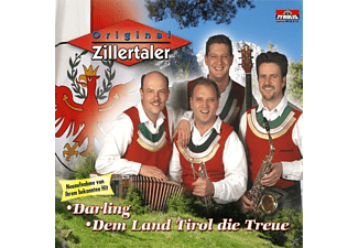 Original Zillertaler - Darling/Dem Land Tirol die T  - (5 Zoll Single CD (2-Track))