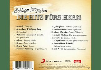 VARIOUS - Schlager Für's Leben-Die Hits Für's Herz  - (CD)