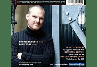 Lars Vogt, Roberts Rachel - Werke Für Viola  - (CD)