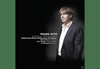 Netherlands Radio Philharmonic Orchestra - Sinfonie 1   Recorder Concerto  - (CD)