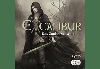 Hans/+++ Seebauer - Excalibur - Das Zauberschwert  - (CD)