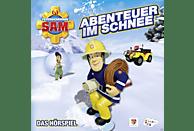 Feuerwehrmann Sam - Abenteuer im Schnee - Das Hörspiel - (CD)
