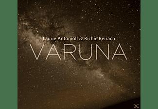 Laurie Antonioli - Varuna  - (CD)