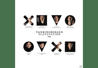 Vanbinsbergen Playstation - Live  - (CD)