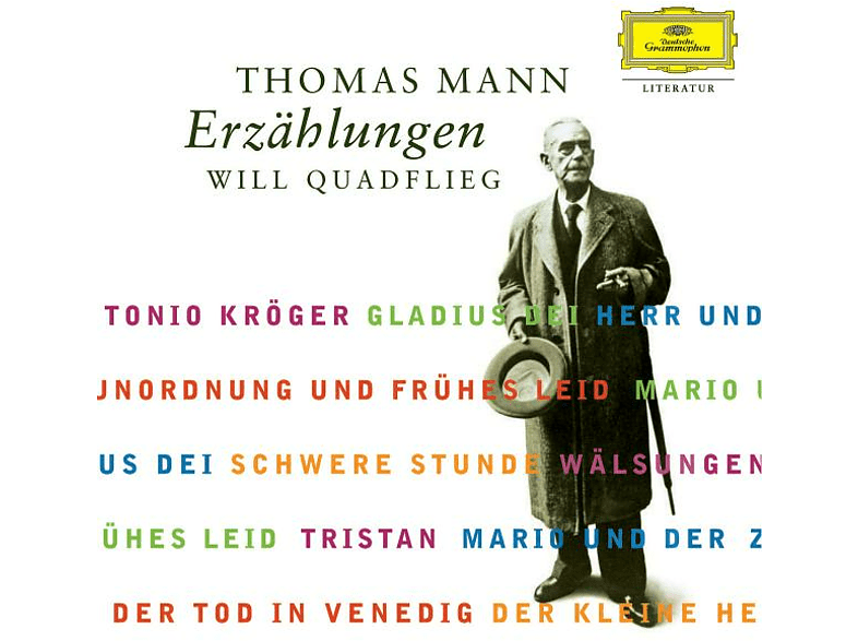 Thomas Mann Erzählungen - (CD)