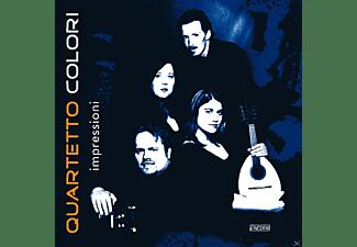 Quartetto Colori, VARIOUS - Impressioni  - (CD)