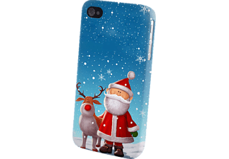 AGM 26110, Backcover, Apple, iPhone 4, iPhone 4s, Weihnachtsmann