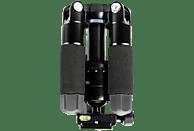 ROLLEI Compact Traveler Mini M1 Dreibein Stativ, Schwarz, Höhe offen bis 160 mm