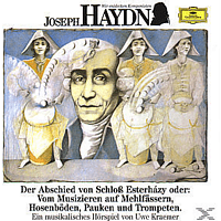 Will Quadflieg, Herbert von Karajan - Wir entdecken Komponisten: Joseph Haydn [CD]
