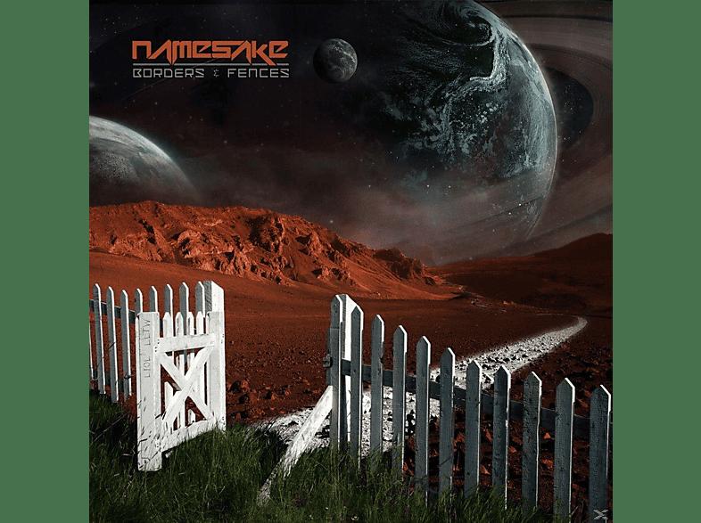 Namesake - Borders & Fences [CD]