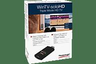 HAUPPAUGE WinTV-soloHD Hybrid TV-Stick, Schwarz
