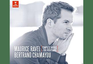 Bertrand Chamayou - Sämtliche Werke Für Klavier  - (CD)