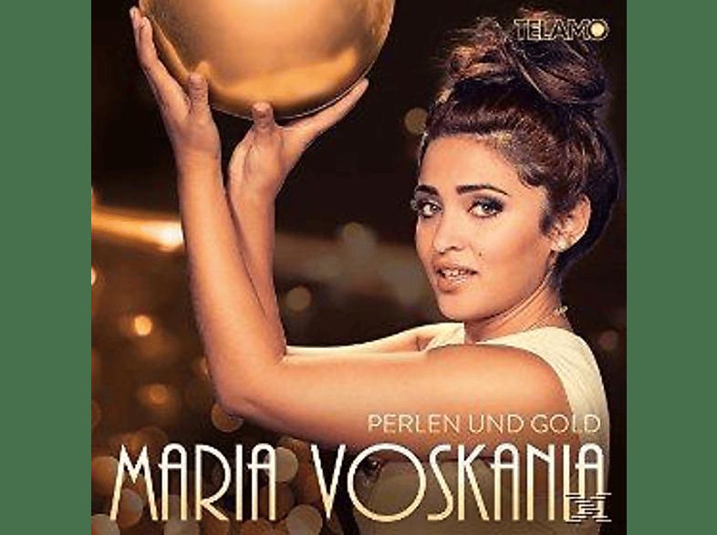 Maria Voskania - Perlen Und Gold [CD]