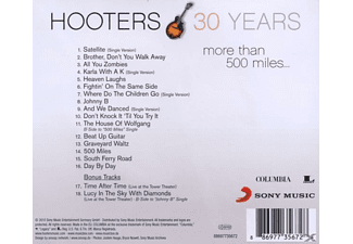 The Hooters - MORE THAN 500 MILES  - (CD)