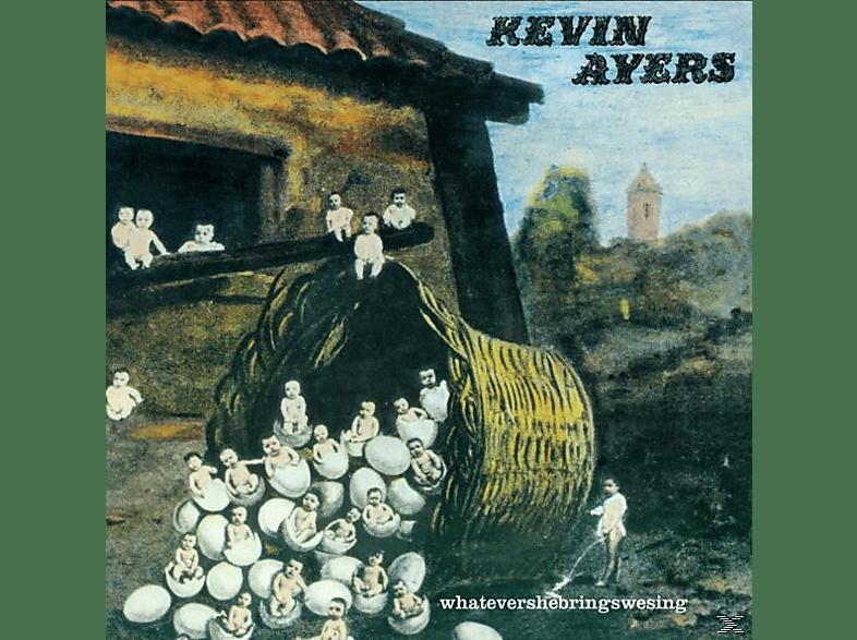 Kevin Ayers - Whatevershebringswesing+3 Bo [CD]