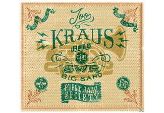 Joo Kraus, The Swr Big Band - Public Jazz Society (Feat. Swr Big Band)  - (CD)