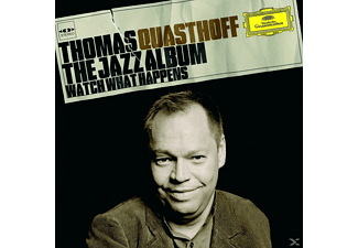 VARIOUS, Quasthoff,Thomas/Brönner,Till/+ - THE JAZZ ALBUM - WATCH WHAT HAPPENS - (CD)