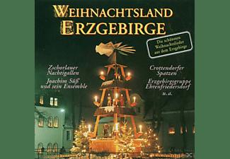WEIHNACHTSLIEDER A.D.ERZGEBIR - Weihnachtsland Erzgebirge  - (CD)