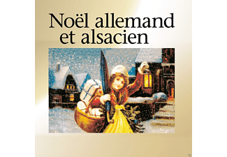 VARIOUS - Noel Allemand Et Alsacien  - (CD)