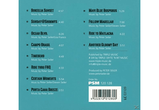 Peter Seiler - Ride To Matlacha  - (CD)