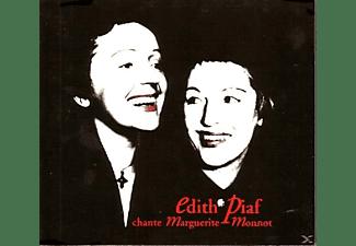 Edith Piaf - Edith Piaf Chante Marguerite Monnot  - (CD)