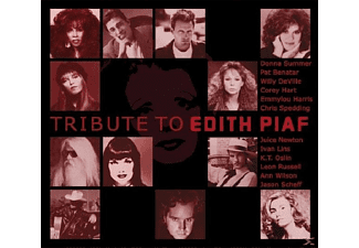 Various (edith Piaf Tribute) - Tribute To Edith Piaf  - (CD)