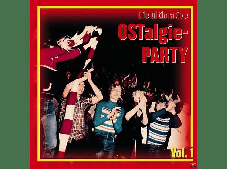 VARIOUS - Ultimative Ostalgie-Party Vol.1 [CD]