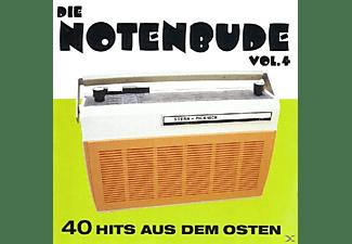 VARIOUS - Notenbude-Vol.4  - (CD)