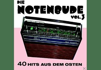 VARIOUS - Notenbude-Vol.3  - (CD)