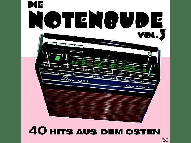 VARIOUS - Notenbude-Vol.3 [CD]
