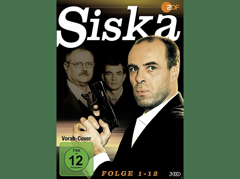 Siska - Folge 1-12 [DVD]
