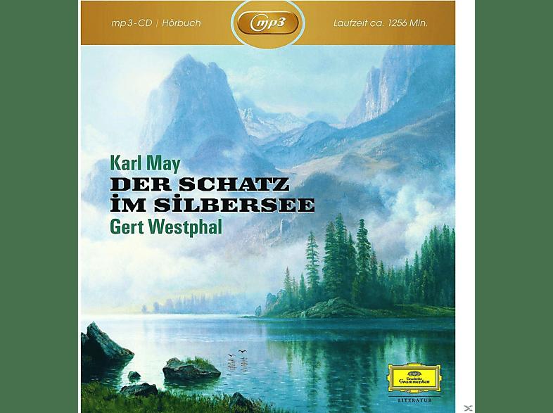 Gerd Westphal - Karl May: Der Schatz Im Silbersee (Mp3) - (MP3-CD)