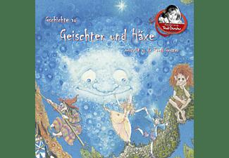 Trudi Gerster - Gschichte vo Geischter und Häxe verzellt vo de Trudi Gerster  - (CD)